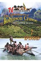 Robinson Crusoe Of Clipper Island: Vol.1 - 7 Episodes