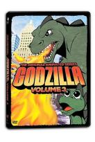 Godzilla: The Original Animated Series - Volume 3