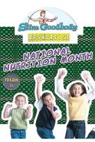 Slim Goodbody's Deskercises, Vol. 24: National Nutrition Month Program