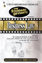 Standard Deviants - Business Law