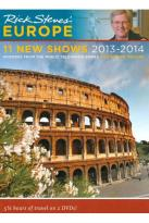 Rick Steves' Europe: 11 New Shows 2013-2014
