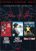 John Singleton 3-Pack - Boyz N The Hood/Poetic Justice/Highter Learning