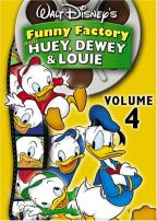 Walt Disney's Funny Factory With Huey Dewey & Louie