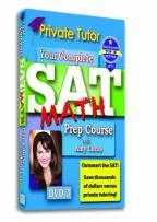 Private Tutor: Math DVD 3 - SAT Prep Course