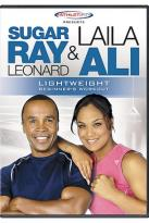 Sugar Ray Leonard & Laila Ali - Lightweight Beginner's Workout