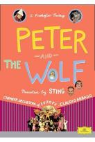 Sting/Abbado/Chamber Orch. Of Europe - Peter and the Wolf