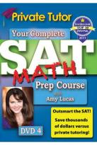 Private Tutor: Math DVD 4 - SAT Prep Course