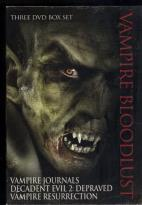 Vampire Bloodlust Box Set