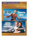 TCM Greatest Classic Films: Musicals Double Feature - Calamity Jane/Seven Brides for Seven Brothers
