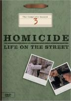 Homicide: Life on the Street - The Complete Third Season