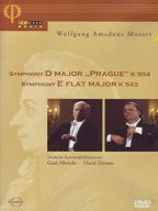 "Mozart - Symphony D Major ""Prague"" K 504/Symphony E Flat Major K 543"