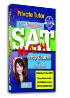 Private Tutor: Math DVD 5 - SAT Prep Course