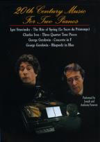 Twentieth Century Music For Two Pianos - Joseph And Anthony Paratore