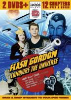 Flash Gordon + Video Ipod Ready Disc
