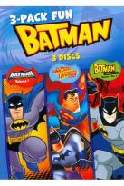 Batman: 3-Pack Fun