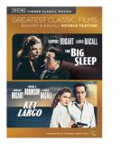 TCM Greatest Classic Films: Bogart & Bacall Double Feature - The Big Sleep/Key Largo