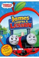 Thomas &amp; Friends - James Learns A Lesson