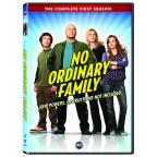 No Ordinary Family - The Complete Series