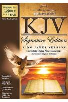 King James Version Bible On DVD Signature Edition