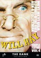 Rank Collection: Will Hay Collection, Vol. 4 - Hey Hey USA/Old Bones of the River/Ask a Policeman