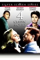 Silver Screen Series Vol.2 - 4 Movies
