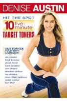 Denise Austin - Hit the Spot: 10-Five Minute Target Toners