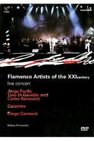 Flamenco Artists Of The XXI Century Live Concert