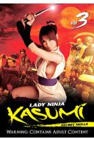 Lady Ninja Kasumi - Vol. 3: Secret Skills