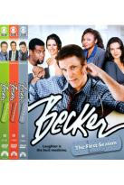 Becker: Three Season Pack