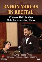 Ramon Vargas: In Recital - Wigmore Hall, London