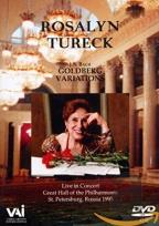 Rosalyn Tureck Plays Bach: Goldberg Variations