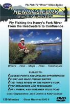 Fly Fish TV: Henry's Fork With Mike Lawson