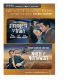 TCM Greatest Classic Films: Alfred Hitchcock - Strangers on a Train/North by Northwest