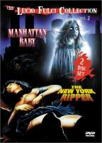 Lucio Fulci Collection Vol. 2: Manhattan Baby/New York Ripper