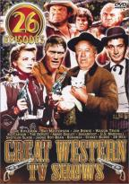 Great Western TV Shows - Five DVD Set