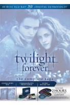 Twilight Saga - The Complete Collection