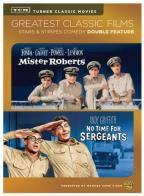 TCM Greatest Classic Films: Stars & Stripes Comedy - Mister Roberts/No Time for Sergeants