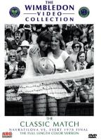 Wimbledon 1978 Final: Navratilova vs. Evert