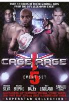 Cage Rage - Event Set 5: Superstar Collection