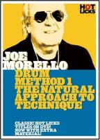 Joe Morello - Drum Method 1: The Natural Approach to Technique