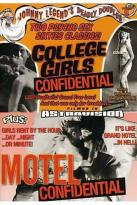 Johnny Legend's Deadly Doubles Vol. 5: College Girl Confidential/Motel Confidential