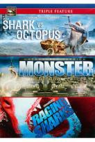 Mega Shark vs. Giant Octopus/Monster/Raging Sharks