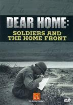 Dear Home: Soldiers and the Home Front