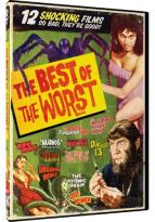 Best of the Worst: 12 Movie Set
