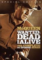 Wanted - Dead or Alive - Complete Series