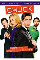 Chuck - The Complete Fourth Season