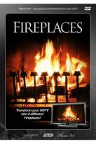 Plasma Art: Fireplaces