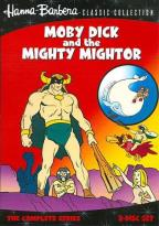 Hanna-Barbera Classic Collection - Moby Dick and the Mighty Mightor - The Complete Series