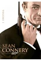 Sean Connery 007 Collection, Vol. 1
