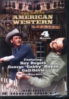 Great American Western - Vol. 31 - 4 Movies